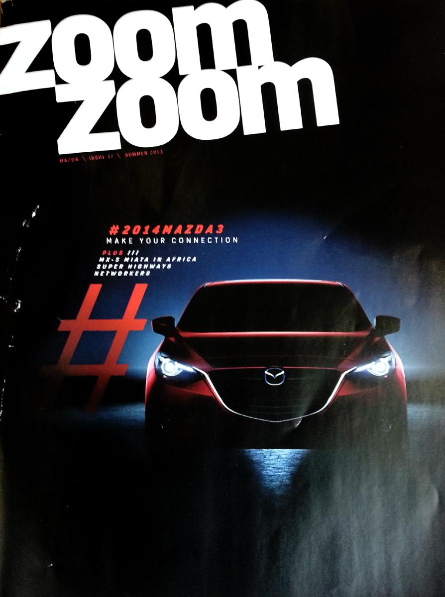 Eva Ionesco Zoom Magazine
