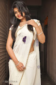 Alekhya Latest Photos in Saree at Donga Prema Audio-thumbnail-7
