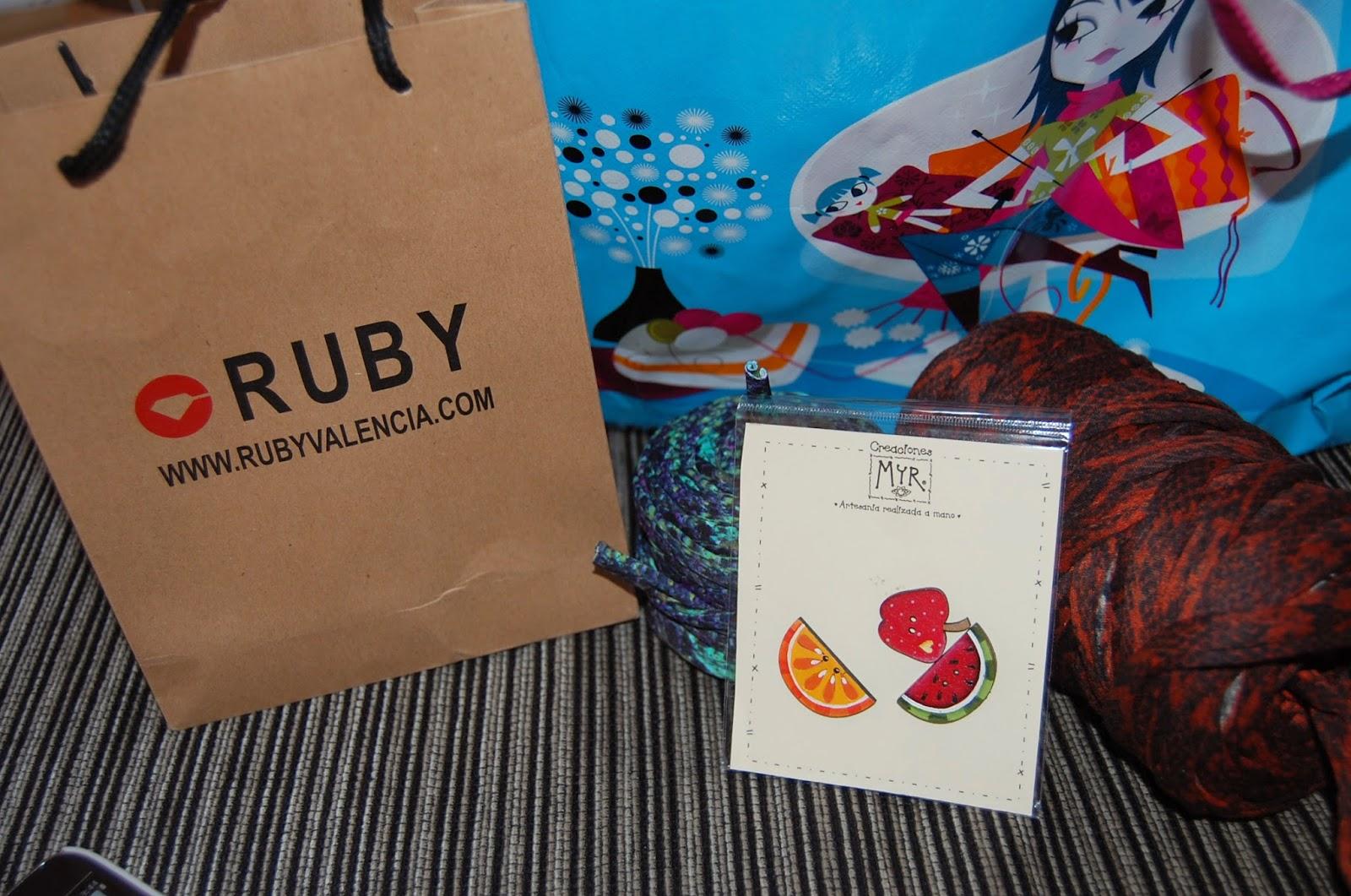 compras en Creativa especial Primavera y Burdaexpo