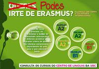 Requerimentos Bolsa Erasmus