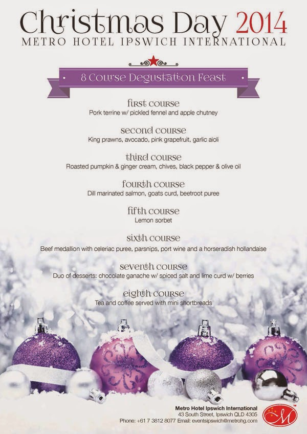 Metro-Hotel-Ipswich-International-2014-Christmas-Degustation-Lunch-Menu