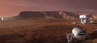 Prečo ľudia ešte nenavštívili Mars?