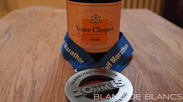 Veuve Cliquot Brut Rosé - www.blancdeblancs.fi