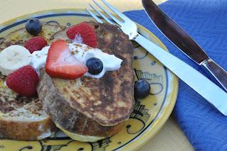 Recipe: French toast