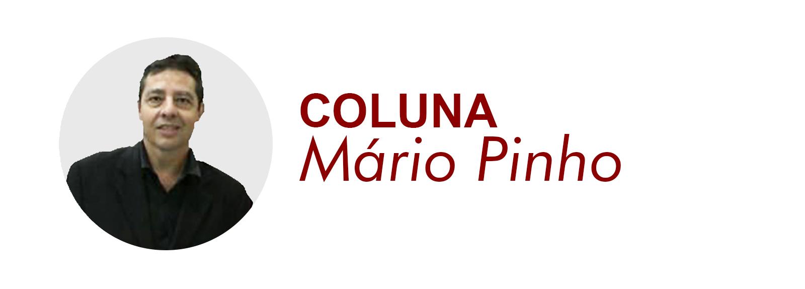 Coluna Fácil: Mário Pinho