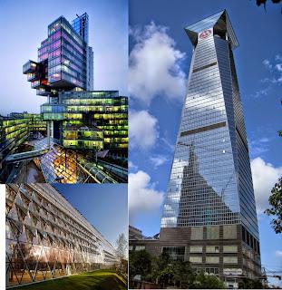 Desain Arsitektur Modern