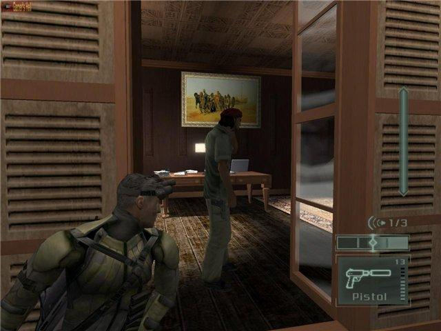 Tom Clancy's Splinter Cell Pandora Tomorrow Download For Free