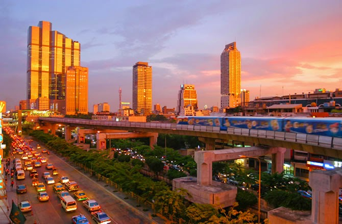 Bangkok - worst city to live in ranked 9th