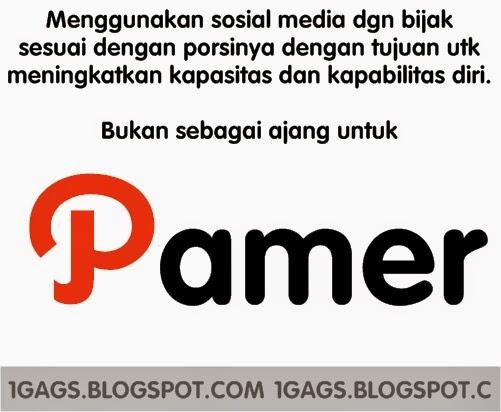 Path cuma buat Pamer (Path-mer)