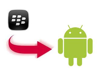 Migrasi dari BlackBerry ke Android