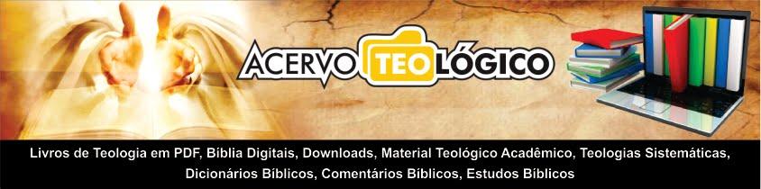 Livros Teológicos em PDF