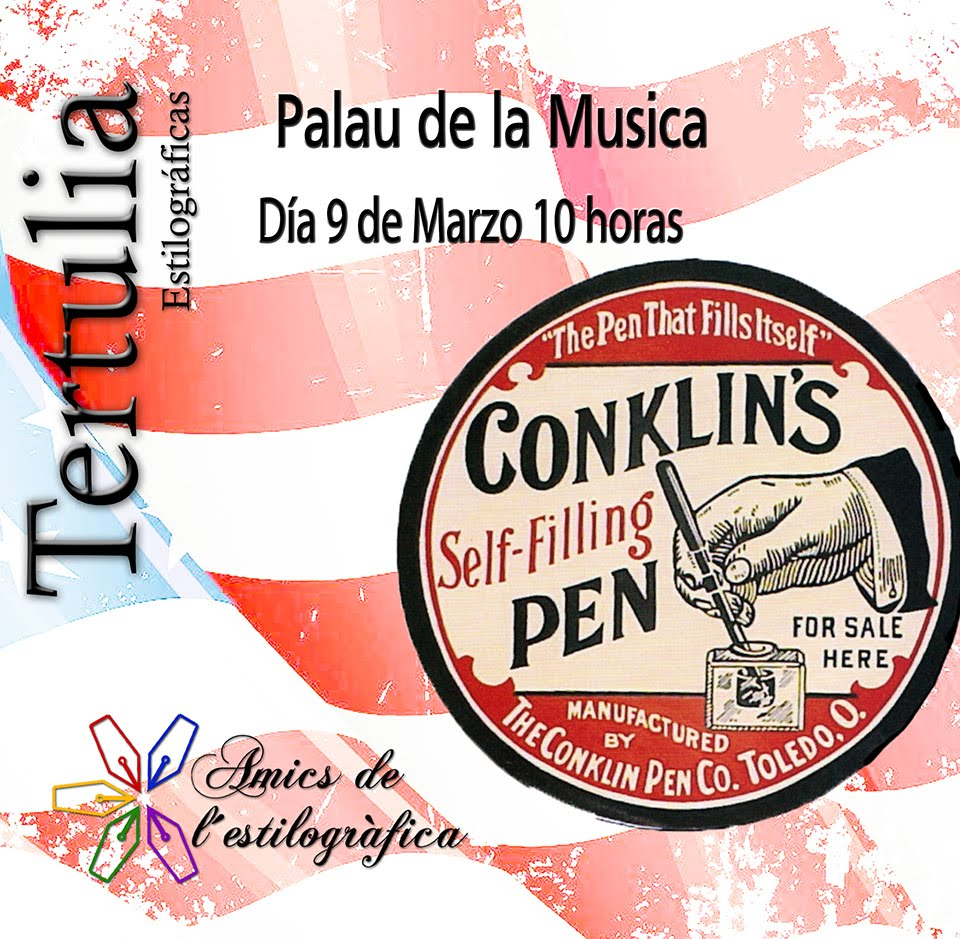 74 TERTULIA 9-3-2019 (CONKLIN)