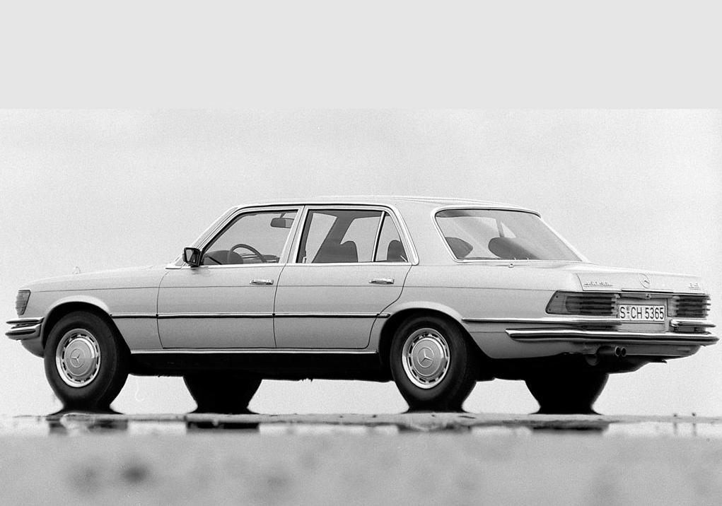 1975 Mercedes-Benz 450 SEL