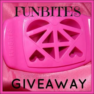 http://sparklemepink88.blogspot.com/2013/03/sparkle-me-pink-funbites-giveaway-ends.html