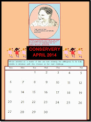 CONSERVERY CALENDAR ARCHIVE - Click to Enlarge