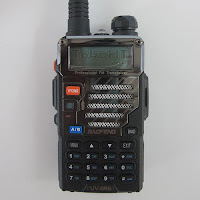 Baofeng UV5R B UV-5R B Dual Band VHF UHF With FM Radio