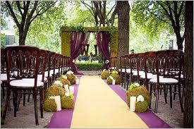 Aisle Decorations For Wedding