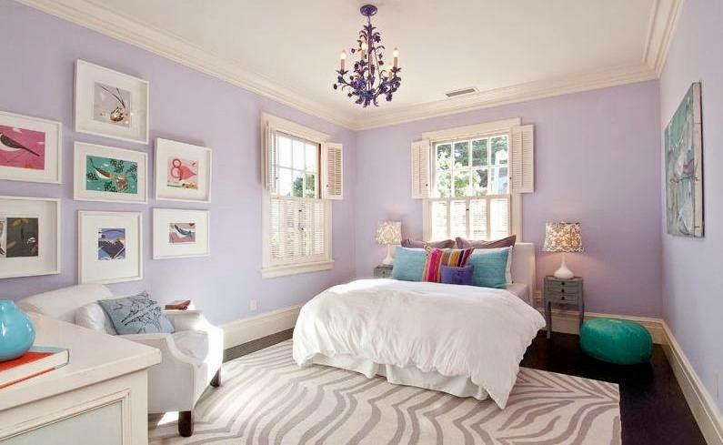Decoração de quarto de casal cores claras