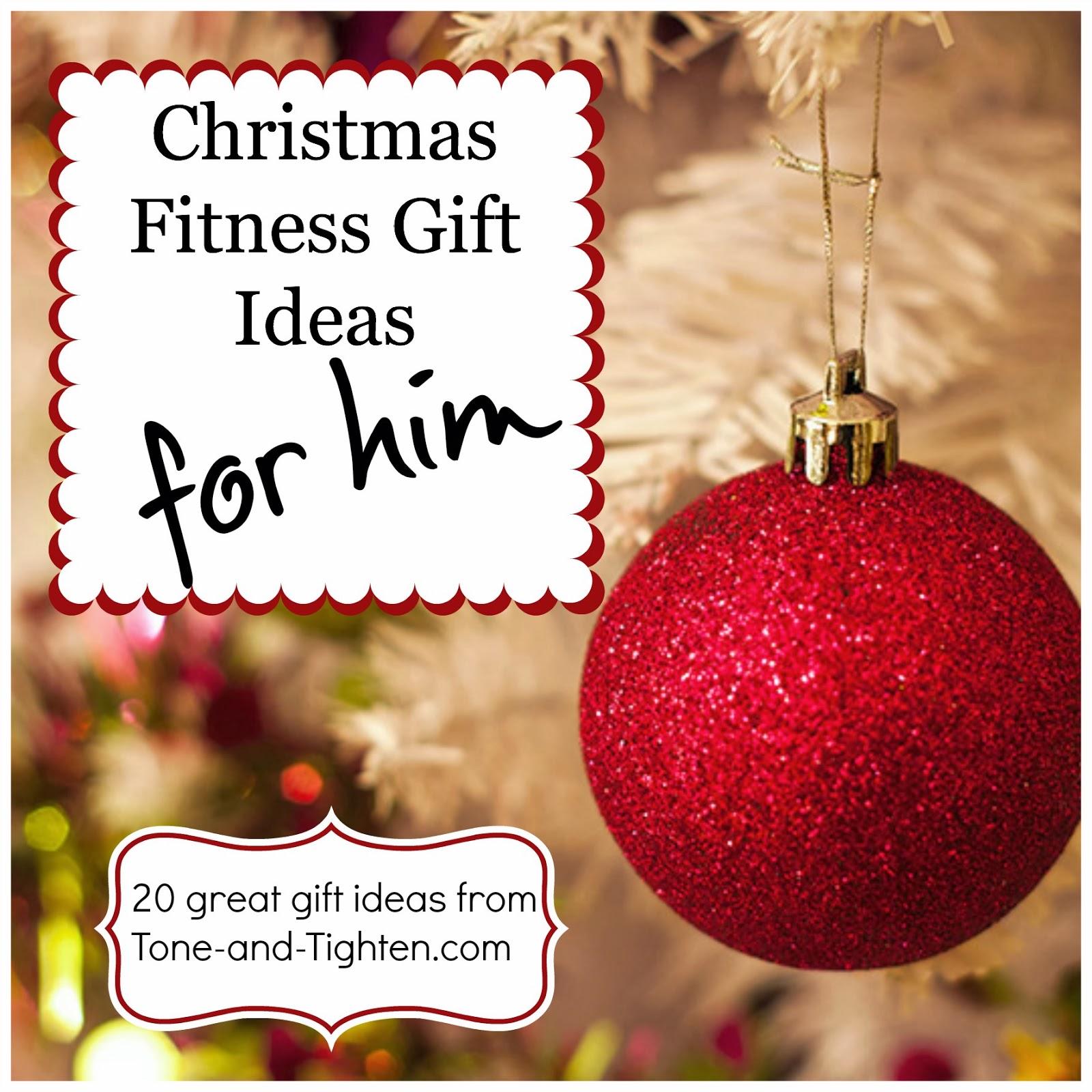 Christmas gift ideas for men fitness gift ideas for men