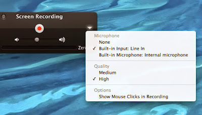 Set Screen Recording - How to Record Screen on Mac With Free
