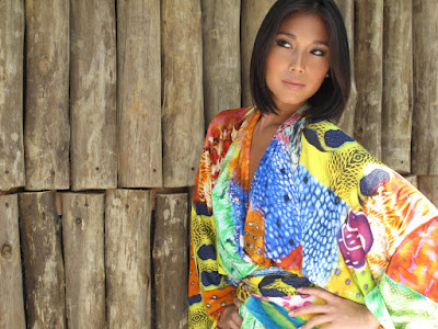 Brazilian Beauty Daniele Suzuki Wallpaper