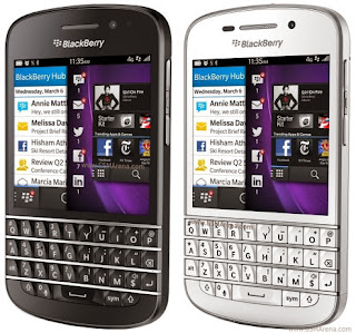 Handphone hp  Blackberry