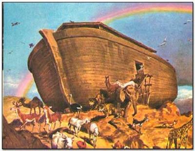 Fakta 13 Rekod Dunia Di Pegang Oleh Bahtera Nabi Nuh A S
