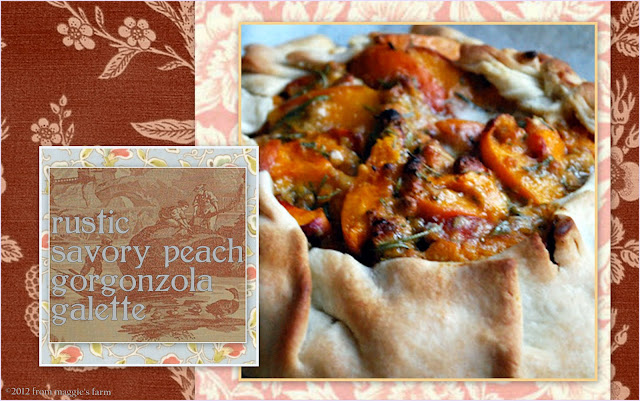 Rustic Grilled Peaches Pizza - Or Murphy's Pizza Recipe ...