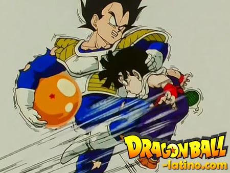 Dragon Ball Z capitulo 58