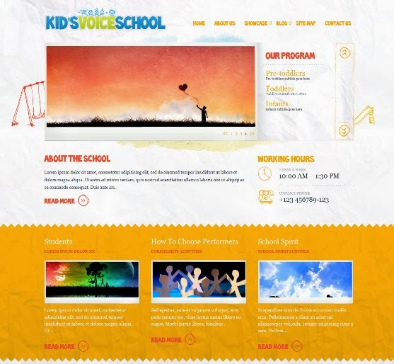 Kids Voice School