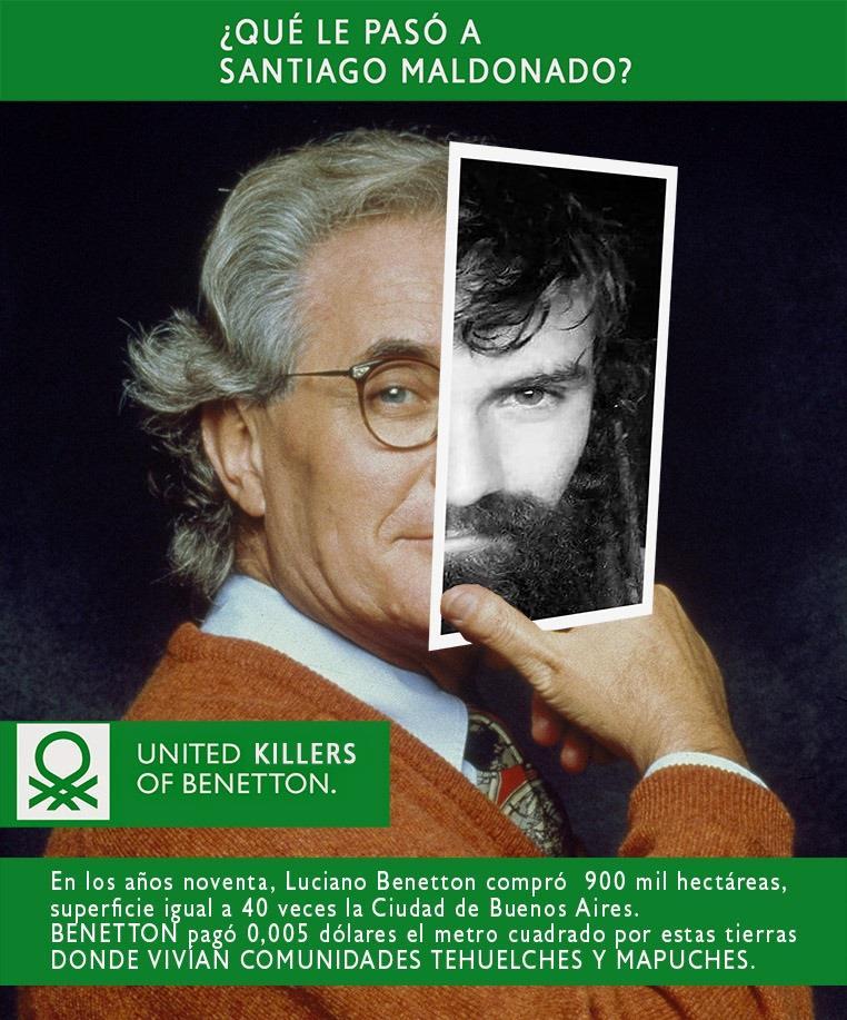 ¿Qué pasó Benetton?