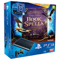 Wonderbook+box Wonderbook: Book of Spells   Harry Potter Video Game
