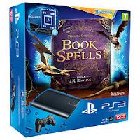 Wonderbook+box Wonderbook: Book of Spells   Harry Potter Video Game
