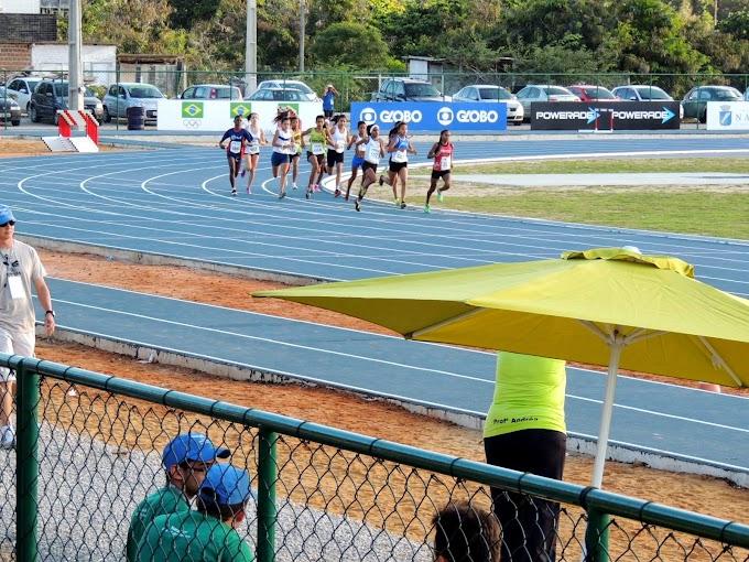UFRN articula junto ao Ministério do Esporte a manutenção da Pista de Atletismo
