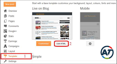 Responsive Social Sharing Buttons For Blogger