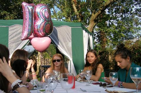 Simple 18th Birthday Party Ideas At Home And Outdoor Maginezart