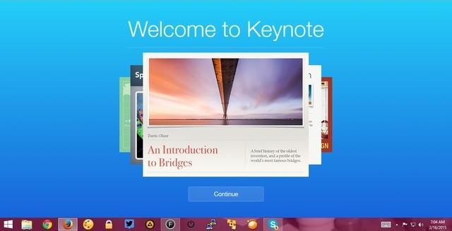 iwork Windows Apple - e