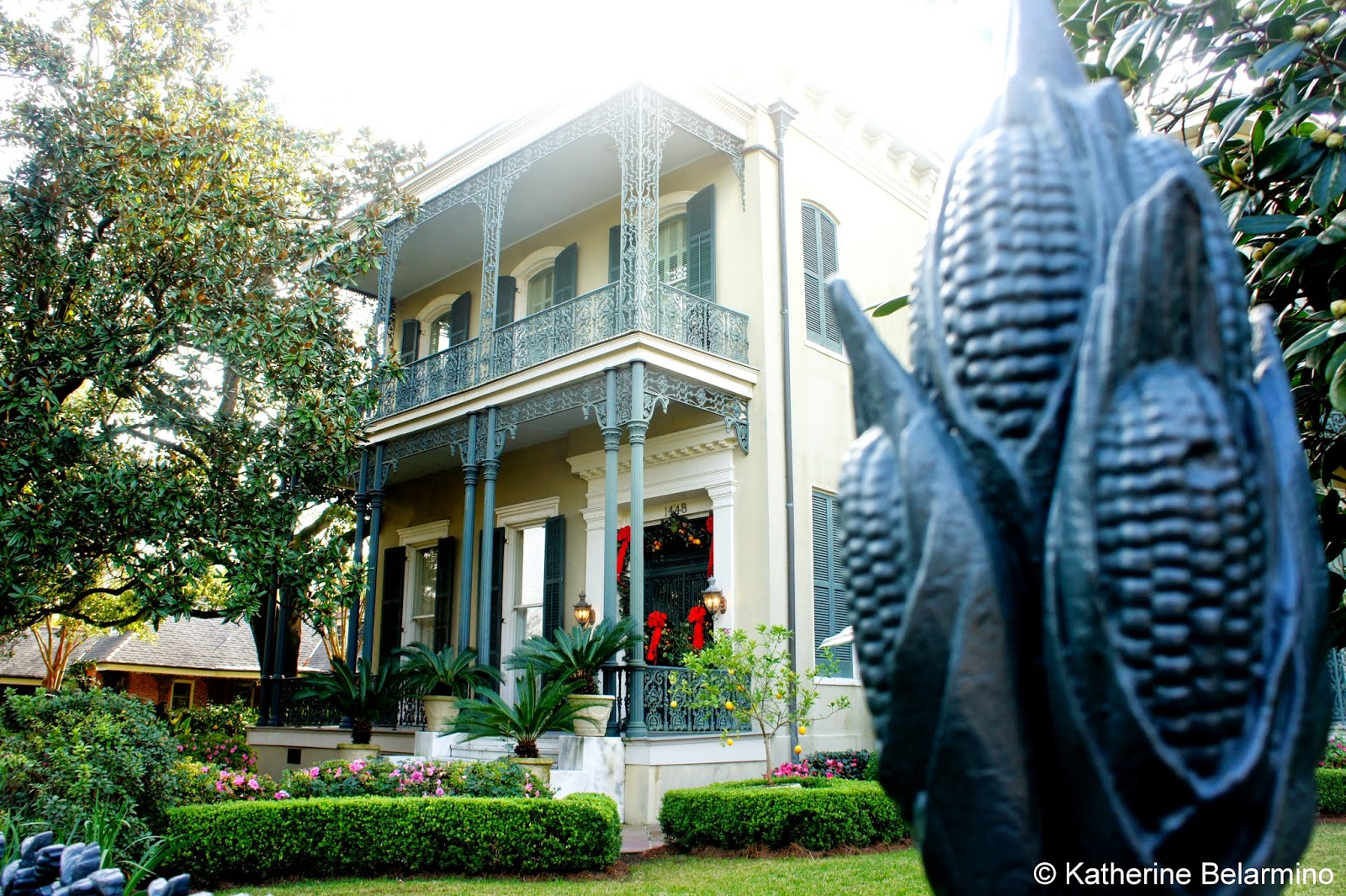 Top 20 things to do in new orleans travel the world for Things to do in the garden district