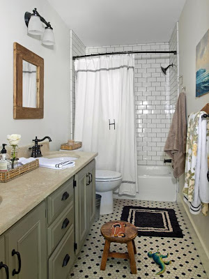 Cottage Bathrooms Designs