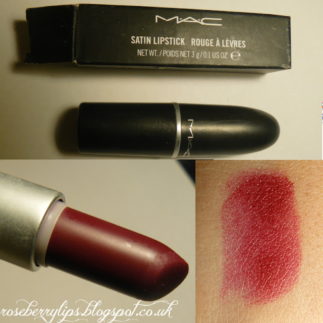 MAC Rebel & Lipliner advice from the MAC Counter