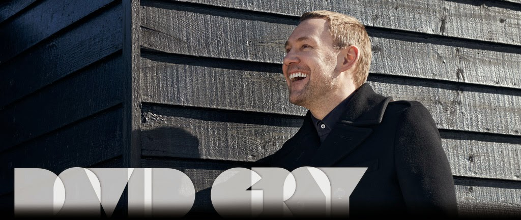 David Gray new video single Back In The World