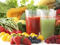 manfaat khasiat jus sayuran untuk menurunkan berat badan