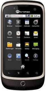 new Micromax A70 Android Smartphone