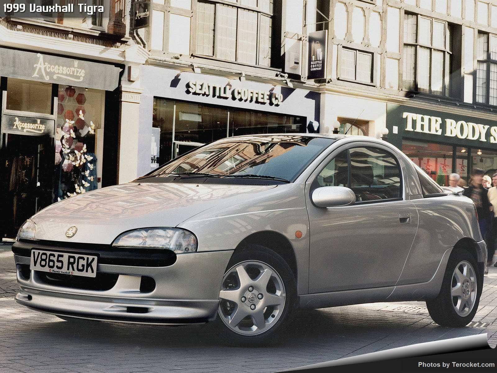 Hình ảnh xe ô tô Vauxhall Tigra 1999 & nội ngoại thất