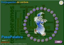 PASAPALABRA DE VERBOS