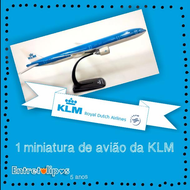 Brinde KLM