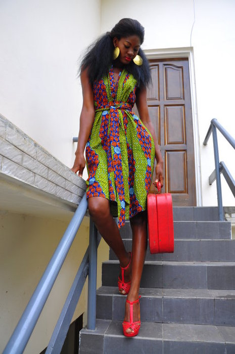 Poshthesocialite Fashion Trend African Print 2012 2013