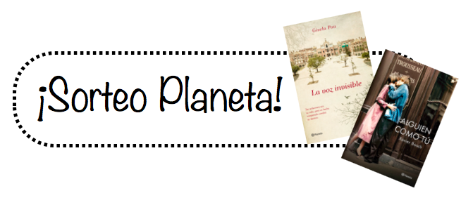 ¡Participa en el Sorteo Planeta!