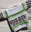 Veslekua genser