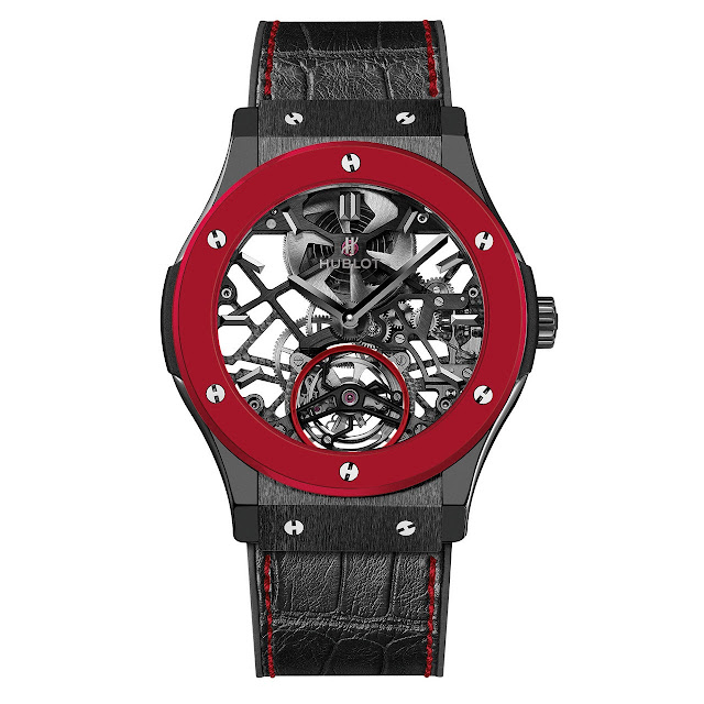 Hublot Only Watch Red Ceramic